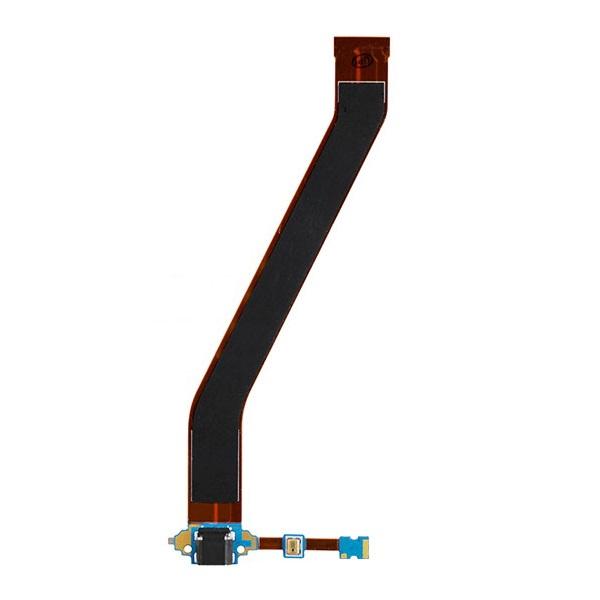 Lanksčioji jungtis Samsung P5200/P5210 Tab 3 10.1 su įkrovimo kontaktu ir mikrofonu ORG