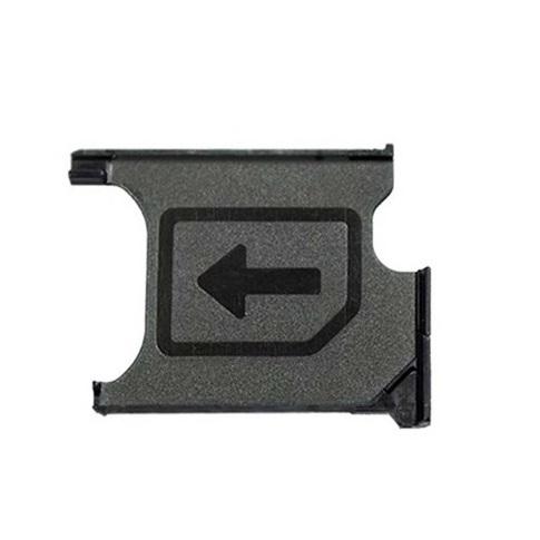 SIM kortelės laikiklis Sony XL39h Xperia Z Ultra/C6802/C6803/C6806 ORG