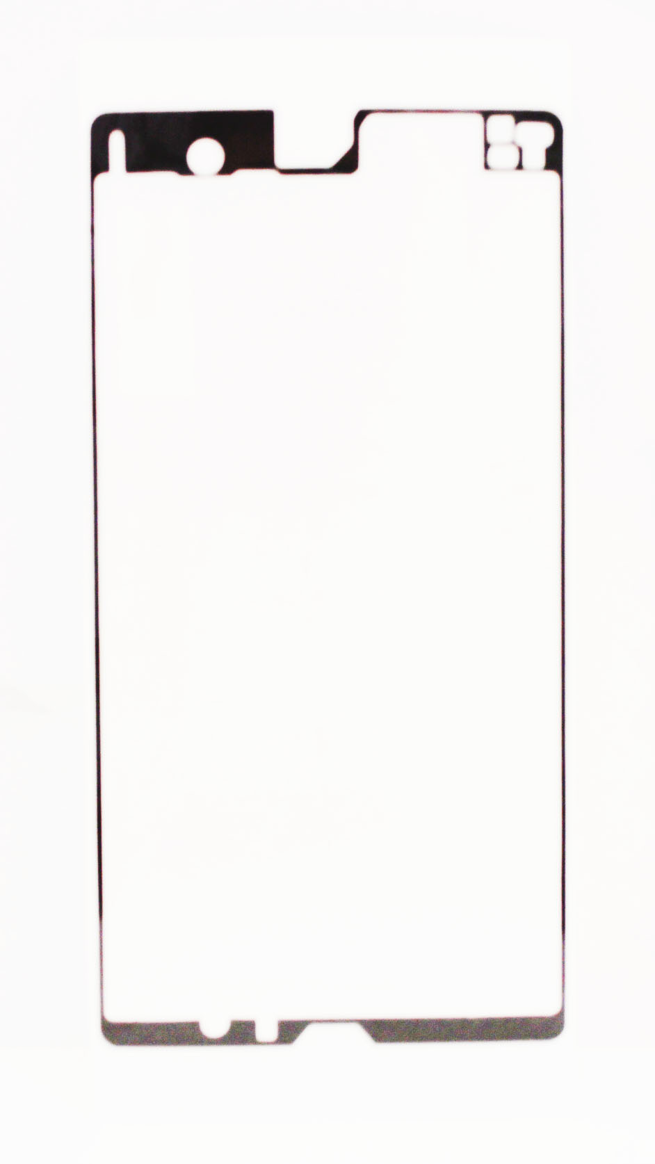 Lipdukas ekranui Sony L36h C6602/C6603/Xperia Z ORG