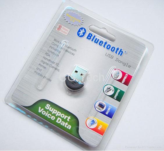 Bluetooth adapteris į kompiuterį USB 2.0