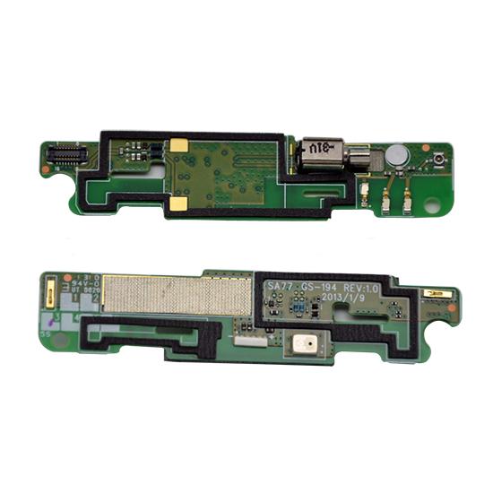 Lanksčioji jungtis Sony LT25i Xperia V su vibratoriu originali