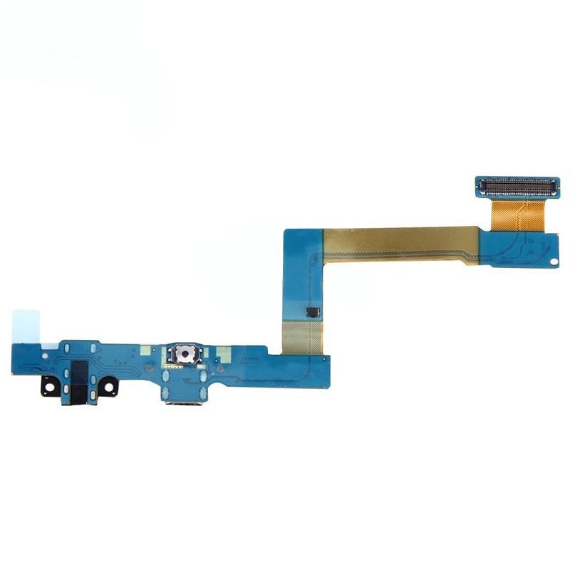 Lankščioji jungtis Samsung T550/T555 Tab A su ikrovimo kontaktu ir ausiniu lizdu ORG