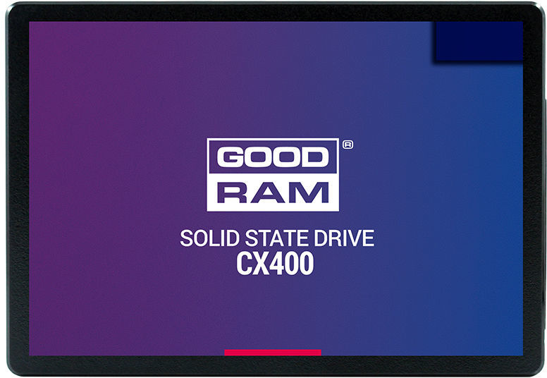 Kietasis diskas SSD Goodram CX400 256GB (6.0Gb/s) SATAlll 2,5