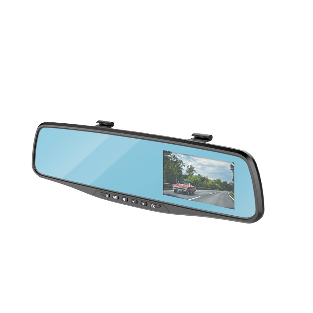 Automobilisnis vaizdo registratorius Forever VR-140 mirror
