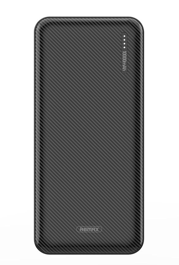 Išorinė baterija Power Bank Remax RPP-153 10000mAh juoda