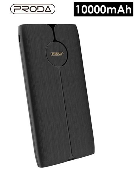 Išorinė baterija Power Bank Proda PD-P22 10000mAh juoda