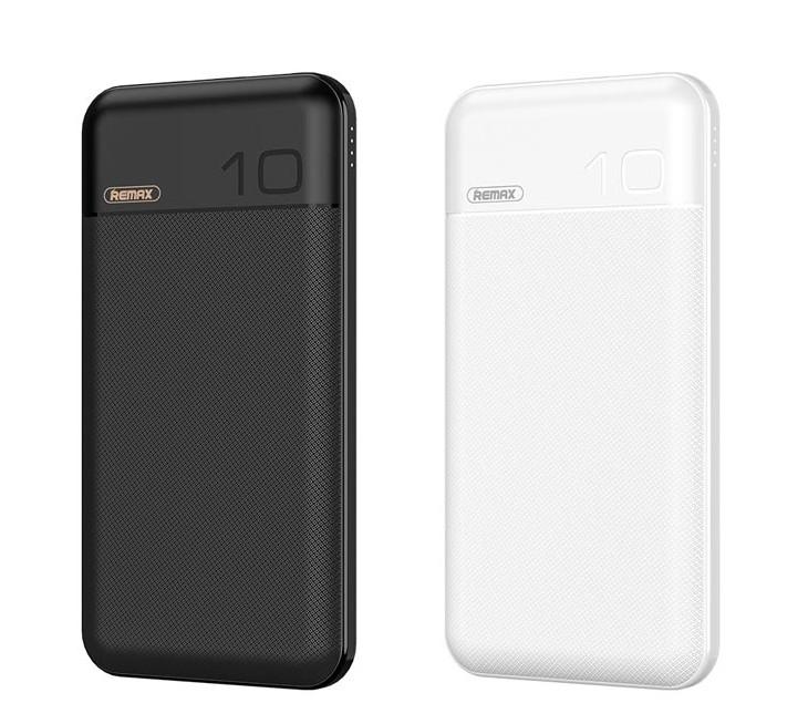Išorinė baterija Power Bank Remax RPP-151 Type-C PD+Quick Charge 3.0 (3A) 10000mAh juoda
